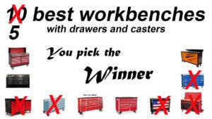 best heavyduty steel workbench