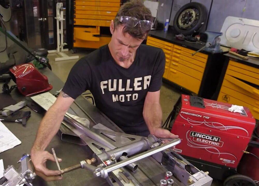 fuller uses swivel storage toolboxes