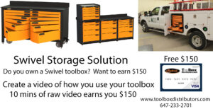 swivel storage solutions